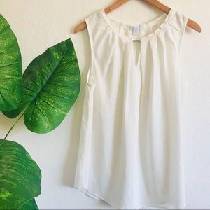 New York & Co | white blouse